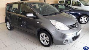 Nissan Note gris