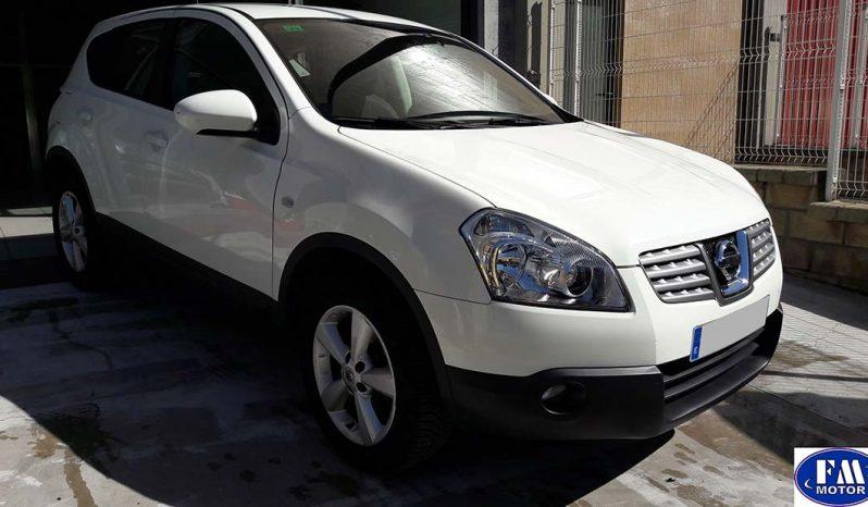 Nissan Qashqai Blanco 2009