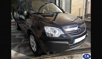 Opel Antara negro 2010