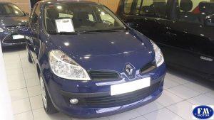 Renault Clio Azul 2008