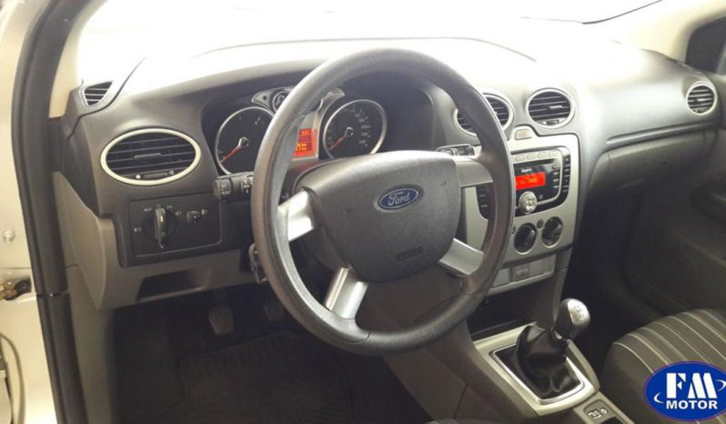 Ford Focus Familiar 1.6 TDCI 110 CV completo