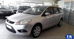 Ford Focus Familiar 1.6 TDCI 110 CV