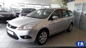 Ford Focus Familiar en Bilbao 1