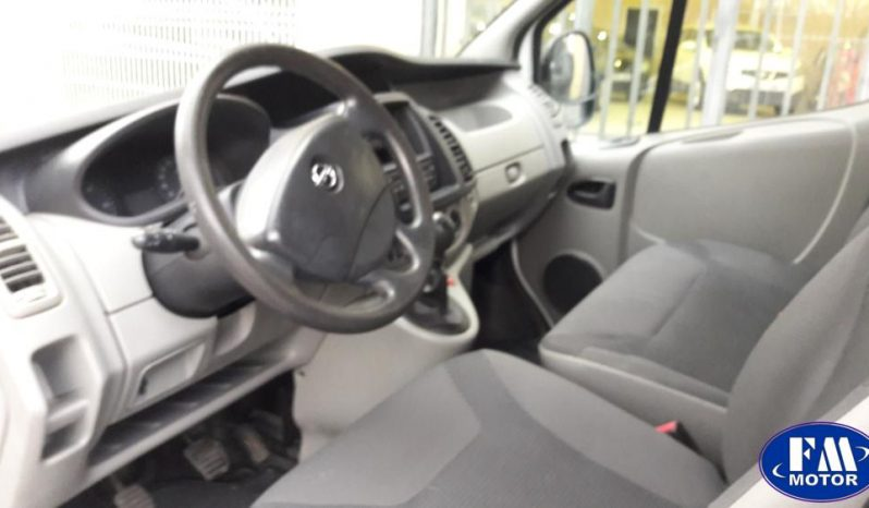 Opel Vivaro 2.0 DCI Furgon 115 CV 6 vel completo