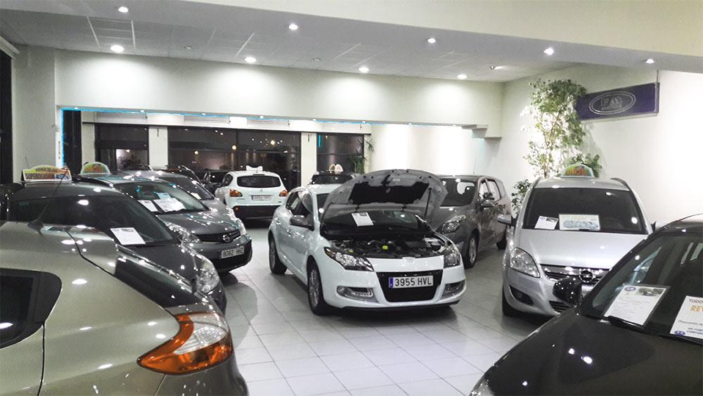 comprar coches de segunda mano