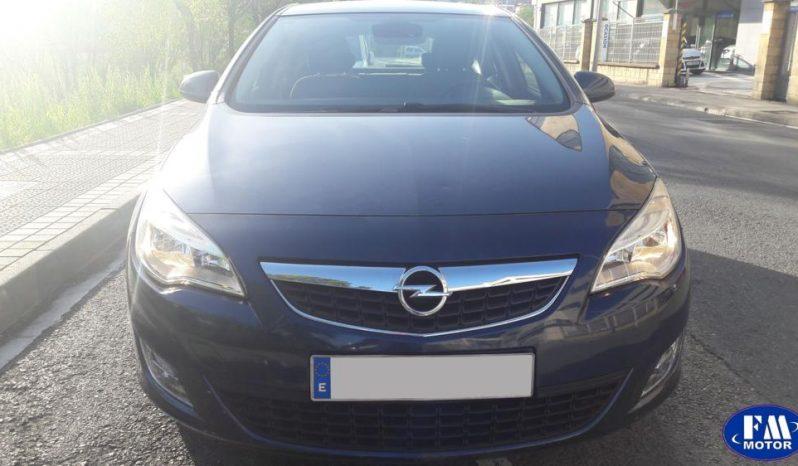 Opel Astra 1.7 CDTI 110 cv lleno