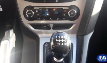 Ford Focus 1.6 TDCI Sport 5 puertas lleno
