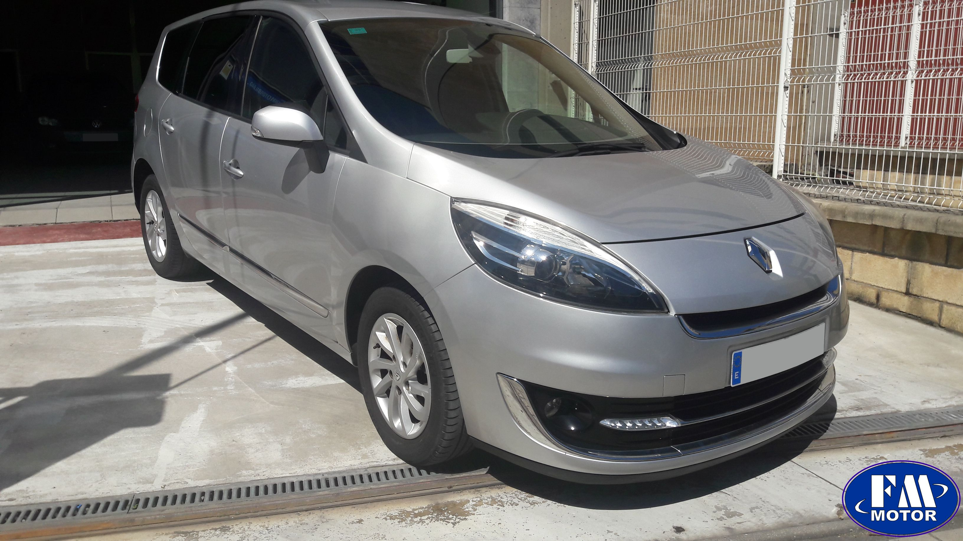 renault grand scenic 1 6 dci 130 cv fm motor bilbao. Black Bedroom Furniture Sets. Home Design Ideas