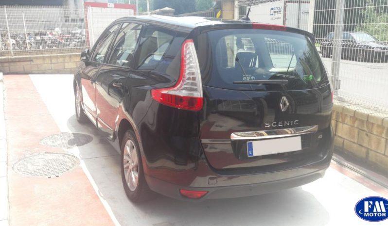 Renault Grand Scenic 1.6 DCI 7 plazas lleno