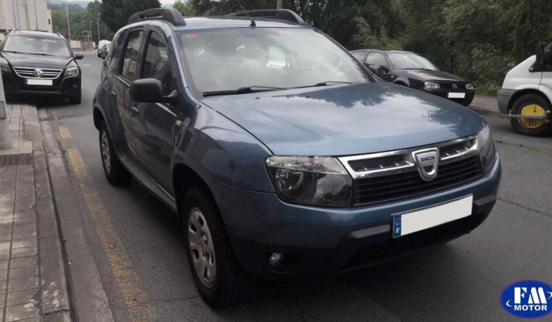Dacia Duster 1.5 DCI 4×4 110 cv lleno