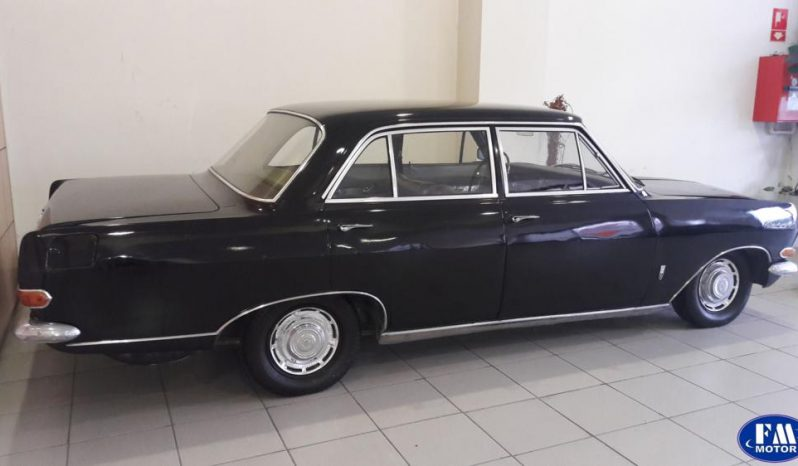 "Opel Olympia Rekord 1.700 ""Clasico"" completo"