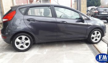 Ford Fiesta 1.4 tdci 5 puertas completo