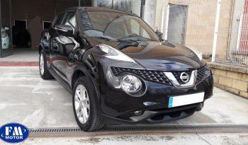 Nissan Juke 1.2  116 cv Acenta lleno
