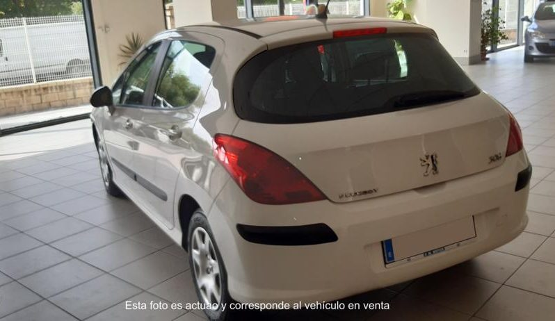Peugeot 308  1.6 HDI  90 CV completo