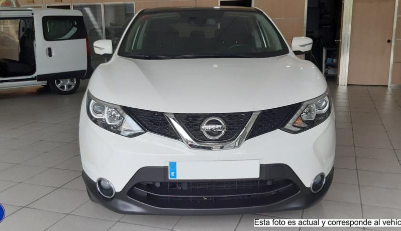 Nissan Qashqai 1.5 DCI Pure Drive lleno