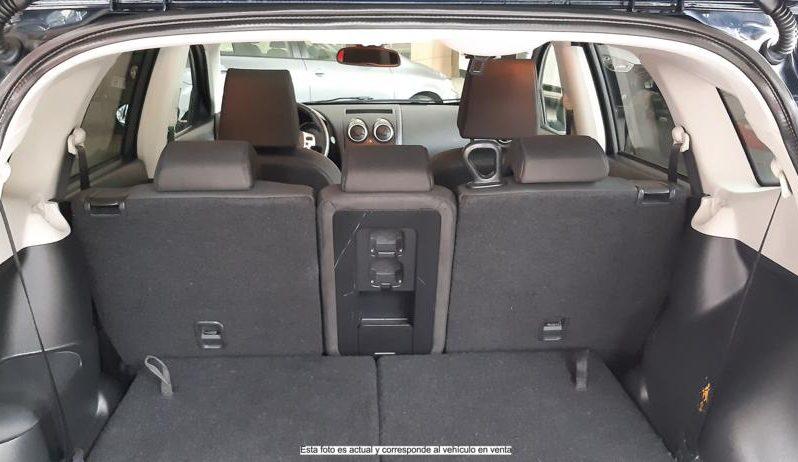Nissan Qashqai +2  2.0 DCI completo