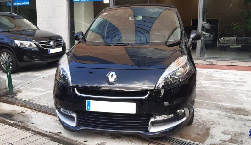 Renault Scenic 1.5 DCI 110 cv lleno