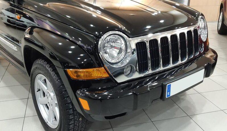 Jeep Cherokee 2.8 CRD 4×4 lleno