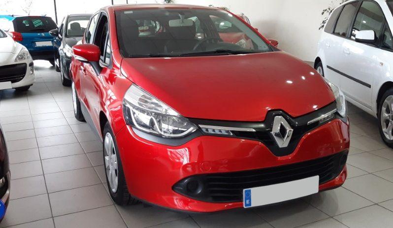Renault Clio 1.5 DCI lleno