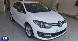 Renault Megane 1.5DCI Limited