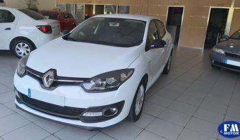 Renault Megane 1.5DCI Limited lleno