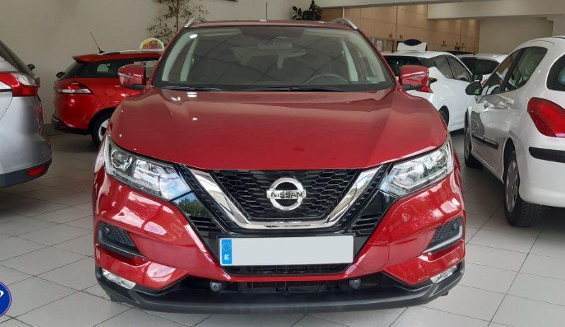 Nissan Qashqai 1.3 DIG-T Acenta lleno