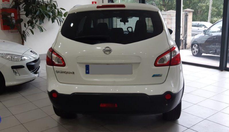 Nissan Qashqai+2 1.5 DCI lleno