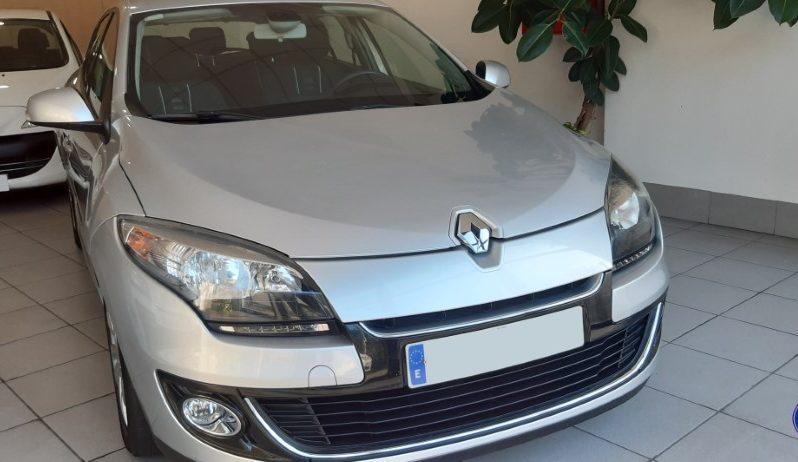 Renault Megane 1.5 DCI lleno