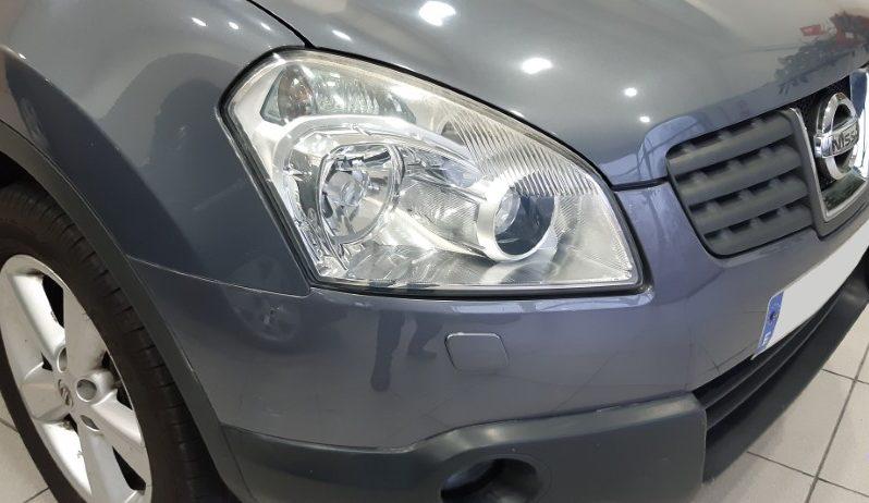 Nissan Qashqai 2.0 Teckna lleno