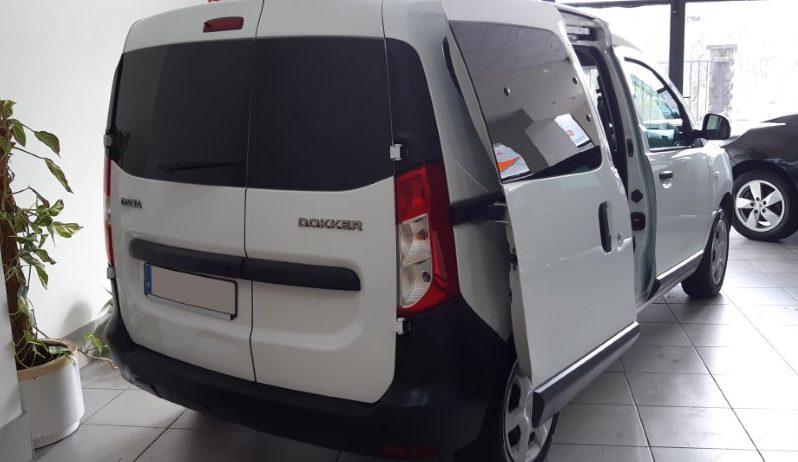 Dacia Dokker 1.5DCI Essential lleno
